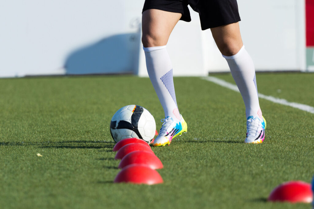 Индивидуальные тренировки по футболу